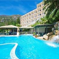 Paleo Art Nouveau Hotel **** Korfu, Paleokastritsa