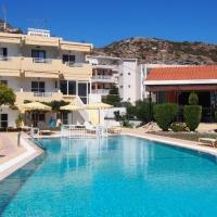 Maroula Blue Hotel - Rodosz, Faliraki