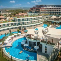Hotel Long Beach Harmony ***** Alanya