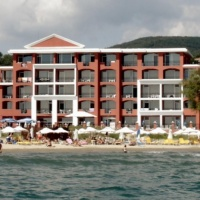 Hotel Carina Beach *** Napospart - egyénileg