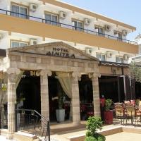 Hotel Dimitra ** Rodosz, Faliraki