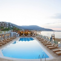 Hotel Alexander Beach Hotel & Village **** Kréta, Malia
