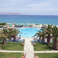 Hotel Mitsis Rinela Beach Resort & Spa ***** Kréta, Kokkini Chani