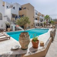 Residence Villas & Apartments **** Kréta, Stalis