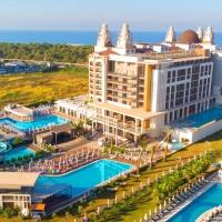 Hotel Riolavitas Spa and Resort ***** Side