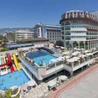 Hotel Asia Beach Resort & Spa ***** Alanya