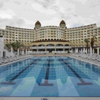 Hotel Kirman Sidemarin Beach ***** Side