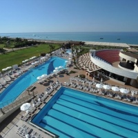 Kirman Hotels Belazur ***** Belek
