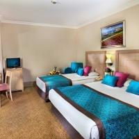 Hotel Crystal De Luxe Resort & Spa ***** Kemer