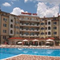 Hotel Prestige City I *** Burgasz