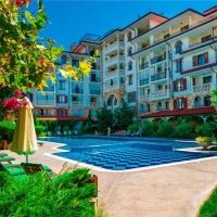 Hotel Esteban Apartcomplex *** Burgasz