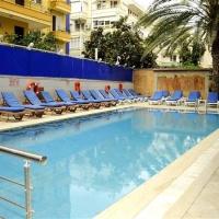 Güngör Suite Hotel *** Alanya