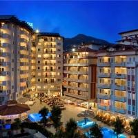 Hotel Villa Sun Flower Aparts & Suites **** Alanya