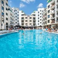 Avalon Hotel Sunny Beach **** Napospart