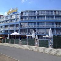 Hotel Bohemi *** Napospart
