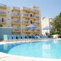 Hotel Castro ** Kréta, Amoudara