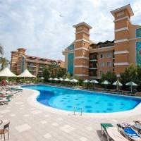 Hotel Crystal Paraiso Verde Resort **** Belek