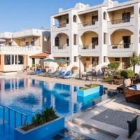 Hotel Nireas ** Kréta