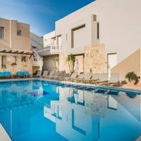 Hotel Elotis Suites ** Kréta, Agia Marina