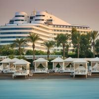 Hotel Titanic Beach Resort Lara ***** Antalya