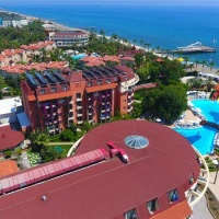Palmeras Beach Hotel ***** Alanya