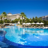 Hotel Horus Paradise Luxury Resort ***** Side