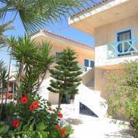 Hotel Tsalos Beach **** Kréta, Analipsi