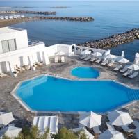 Hotel Knossos Beach Bungalows & Suites ***** Kréta, Kokkini Hani