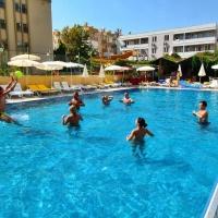 Hotel Hedef Kleopatra Golden Sun *** Alanya