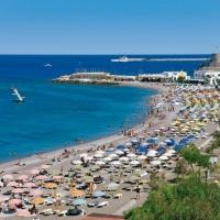 Mediterranean Hotel **** Rodosz, Rodosz (város)