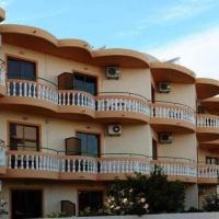 Hotel Villa George Studios ** Rodosz, Faliraki
