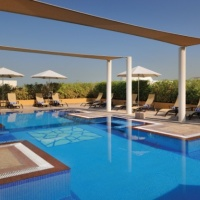 Mövenpick Hotel Apartments Al Mamzar **** Al Mamzar (Emirates járattal)