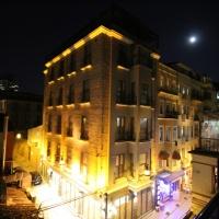 Hotel Naumpasa Konagi **** Isztambul