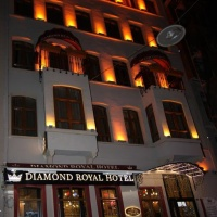 Hotel Diamond Royal **** Isztambul