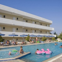 Memphis Beach Hotel *** Rodosz, Kolymbia