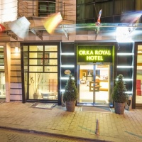 Hotel Orka Royal **** Isztambul