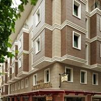 Hotel Sultania  ***** Isztambul