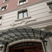 Hotel Grand Yavuz **** Isztambul