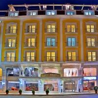 Hotel Lady Diana **** Isztambul