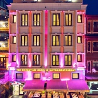 The Byzantium Hotel & Suite Istanbul **** Isztambul