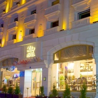 Tilia Hotel Istanbul Old City **** Isztambul