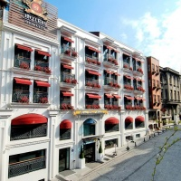 Dosso Dossi Hotels Old City **** Isztambul