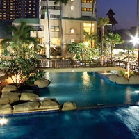 Hotel Jomtien Palm Beach **** Pattaya