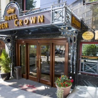 Golden Crown Hotel *** Isztambul (Sultanahmet)