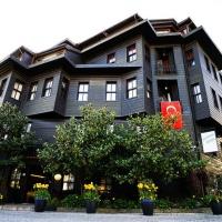 Hotel Yusuf Pasa Konagi **** Isztambul