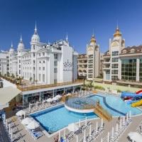 Hotel Side Royal Palace Hotel & Spa ***** Side