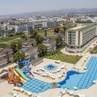 Hedef Beach Resort & Spa ***** Alanya