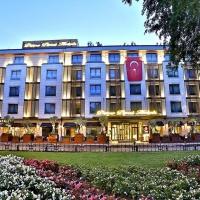 Dosso Dossi Hotels & SPA Downtown***** Isztambul