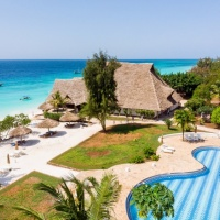 Hotel Sandies Baobab Beach Resort ***** Zanzibár, Nungwi