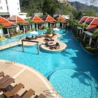 Chiang Mai **** 3/4 éj és Days Inn by Wyndham Aonang Krabi (ex Beach Terrace) *** Krabi 7éj